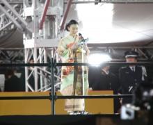 """芦田愛菜、天皇陛下へ祝辞 約2分半""""秀逸な言葉選び""""堂々たる姿で御即位をお祝い"""