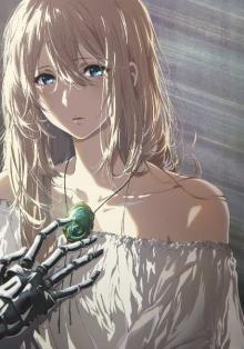 京アニ新作映画『ヴァイオレット・エヴァーガーデン』来年4・24公開決定