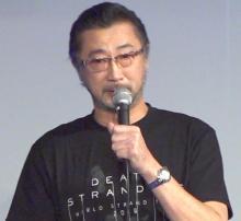 大塚明夫、小島秀夫監督作品完成で男泣き「この日を迎えられた」