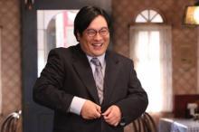 岡崎体育、20年後の中島くん役に決定「もってこいの太り方」 カツオとの固い友情は不変「磯野ー!」