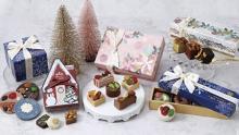 テーマは「リュクスなクリスマス」パッケージにもこだわったベルアメールの冬限定ショコラが魅力的♡