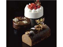 オリエンタルホテル福岡のケーキ&チキンで華やかなXmasを!