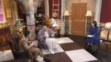 「太田松之丞」第15夜 松之丞が弘中アナに余計な一言「信じられないくらい叩かれてますよ!」