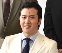 """尾上松也、""""おバカ""""役にちゅうちょなし「性分に合ってる」 永尾まりやは笑い堪えられず"""