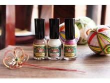 爪に優しい「胡粉ネイル」人気カラーが冬限定ギフトで登場!
