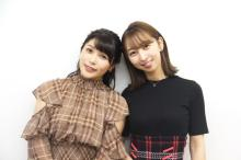 新田恵海&飯田里穂、旅で愛深める「お泊りしたい!」 滝行挑戦は声優業への気合い