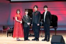 『ガンダム 鉄血のオルフェンズ』ピアノコンサート開催 寺崎裕香の「フリージア」にファンすすり泣き