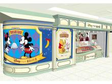 東京ばな奈×ディズニーのハッピースイーツショップがJR東京駅にOPEN!