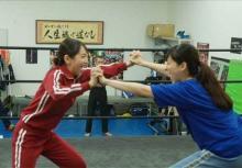 『時効警察』麻生久美子vs吉岡里帆がプロレス「筋がいい」現役レスラーも絶賛