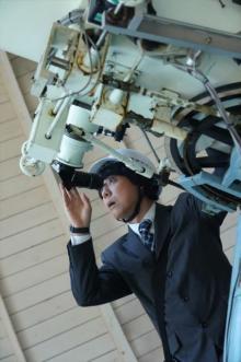 """上川隆也、""""宇宙大好き少年""""だった 巨大望遠鏡に大興奮"""
