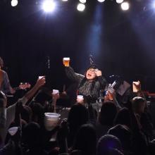 平川美香、初のワンマンライブ『燦燦-SUN SAN-』開催