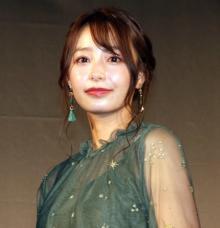 宇垣美里、他人のコスプレに興味津々「自作ですか?」 キス仕草に赤面