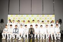 J-POPとK-POPを融合するグローバルプロジェクト『G-EGG』始動 ユナク「世界で通用するアイドルへ」