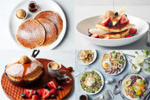 """J.S. PANCAKE CAFEのメニューがまもなく一新。フワフワな""""スキレットスフレパンケーキ""""は先行販売がスタート"""