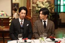 ディーン&岩田、初のスーツ姿で密室殺人解決に挑む 11人のゲストも登場