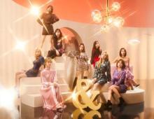 TWICE、アルバム通算5作目1位 海外女性歴代2位タイ記録も【オリコンランキング】