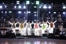 ATSUSHI 沖縄ライブでEXILE第二章メンバー、倖田來未らと共演 1万5000人大興奮