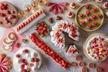 春休み&GWは毎日開催♩ヒルトン小田原リゾート&スパの「いちごだらけビュッフェ」は月替わりメニューもお楽しみ♡
