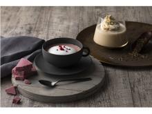 ルビーホットチョコレート&ほうじ茶チーズラテ!2種の冬ドリンクが登場