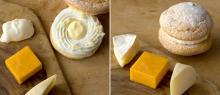 """大阪にある「フワトロワ」は、あの""""ルタオ""""によるチーズクリームサンド専門店""""。12月登場の新作がおいしそう♡"""