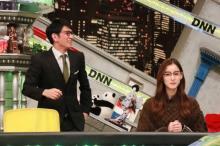 新木優子『脱力タイムズ』初出演でボケ倒す アンタ柴田のツッコミがさく裂
