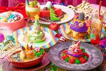 ゆめかわ×レインボーの心躍るラインナップ!KAWAII MONSTER CAFE原宿、令和初のクリスマスは「萌え色」づくし♡