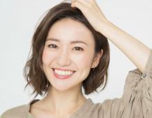 大島優子、美デコルテあらわなくるくるヘアー姿披露