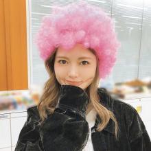 """白石麻衣のおちゃめな""""アフロ""""姿公開【『乃木撮2』先行カット】"""