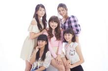 ホリプロTSC発 美少女5人組「821」初公開&来年2月デビュー 『りぼん』連載漫画とリンク