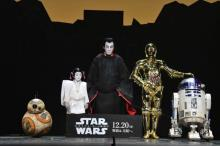 「STAR WARS歌舞伎」アーカイブ、12・5まで限定公開