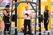 松本人志『体育会TV』に緊急参戦 鍛え上げた肉体を披露