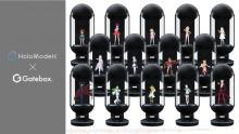 Gugenka®のデジタルフィギュア「HoloModels™」がGateboxに本日から配信開始!『コードギアス 反逆のルルーシュ』『七つの大罪 戒めの復活』などのキャラクターも新登場! 【アニメニュース】