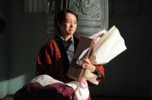 清野菜名、『やすらぎ』撮了で涙 八千草薫さんの形見の着物に大感激