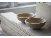 無印良品「益子・萬古・砥部・萩」4種類の陶磁器を紹介する企画展