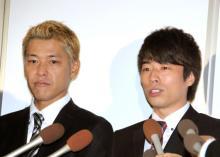 ロンブー淳、亮と新会社設立を発表 独立は否定「田村亮と吉本興業を繋ぐための会社」