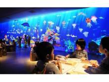"""世界的アート集団""""チームラボ""""による「学ぶ!未来の遊園地」が別府で開催"""
