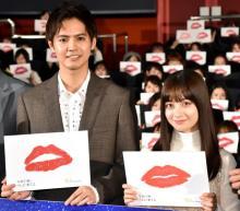 """橋本環奈、片寄涼太のサプライズ演出""""鼻かじキス""""にときめかず「え?という感じ」"""