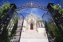 いちご&ハートのスイーツに囲まれたい♡青山セントグレース大聖堂の「恋するいちごブッフェ」は7日間限定のお楽しみ♩