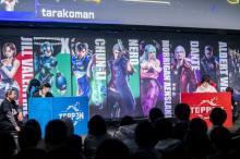 eスポーツ『TEPPEN』12・21世界大会放送決定 直前SPも