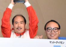 トレエン斎藤、M-1優勝の要因は「審査員に松本(人志)さんがいなかったから」