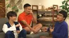 ラグビー田村優選手、『テラハ』スタジオゲストに登場 日本代表で鑑賞明かす「リーチだけ観ていないらしい」