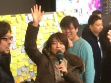 『たまむすび』2000回で「すごろく」無料配布 3500人が来場で赤江珠緒も感激「うれしい悲鳴です!」