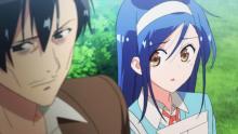 TVアニメ『 ぼくたちは勉強ができない! 』第9話「最愛の星に[x]の名を(前編)」【感想コラム】