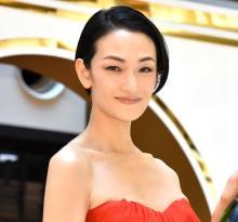 冨永愛『グランメゾン東京』出演は「すごくチャレンジング」 俳優業にも意欲