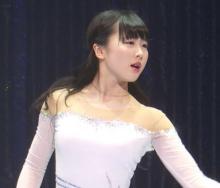 本田望結『アナ雪2』一人二役でスケーティング披露