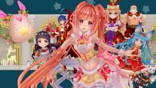 「幻想神域 -Another Fate-」クリスマス幻神「聖誕祭☆アイドル・ミューズ」が新登場! 【アニメニュース】