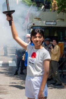 【いだてん】新人女優・清田みくり、聖火ランナー役に抜てき