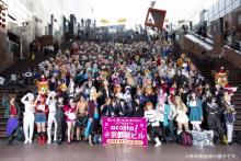クリスマスムード満載の「京都駅ビル」にコスプレイヤー大集合!12/21(土)は国内最大規模のコスプレイベント「acosta!」第5回開催! 【アニメニュース】