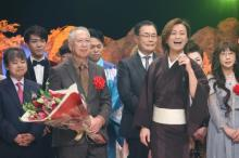 氷川きよしデビュー20周年「最上の船頭」日本作詩大賞受賞