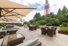 東京タワーが間近に♡イチゴ尽くしのアフタヌーンティーとハイティーが「東京プリンスホテル」ではじまります!